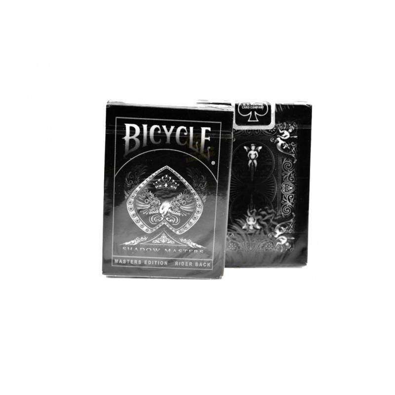 Bicycle Shadow Masters Rider Back Pokerhandel