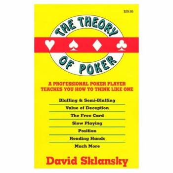 Theory of poker david sklansky review free slot play vegas coupons