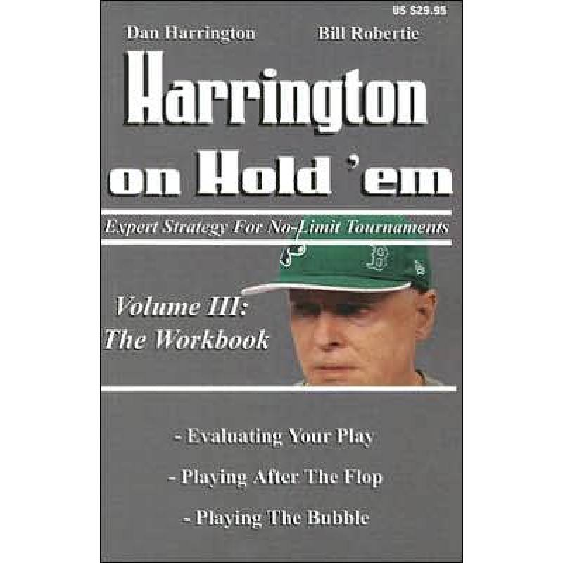 dan harrington book review