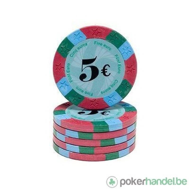 Star Poker Chips
